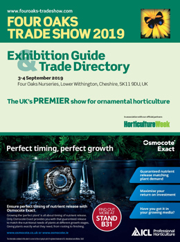 Four Oaks Trade Show 2020 Introduction